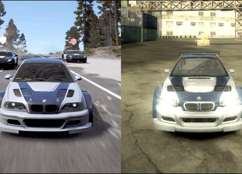 All About the NFS BMW M3 GTR - YouTube