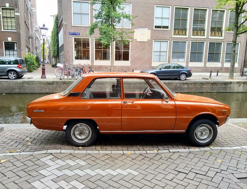 1975 Mazda 1300 | Original Dutch-registered car. | loyal_comride ...