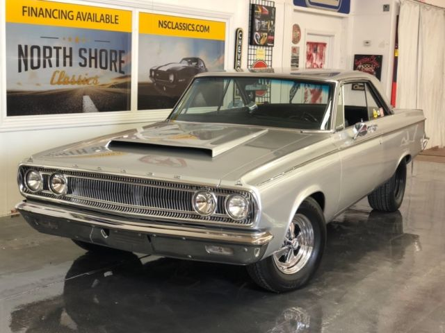 Silver Dodge Coronet with 4,181 Miles available now! for sale ...
