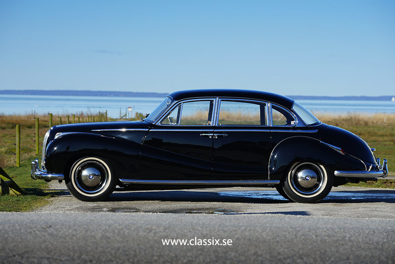 1958 BMW 502 is listed zu verkaufen on ClassicDigest in Saxtorp by ...