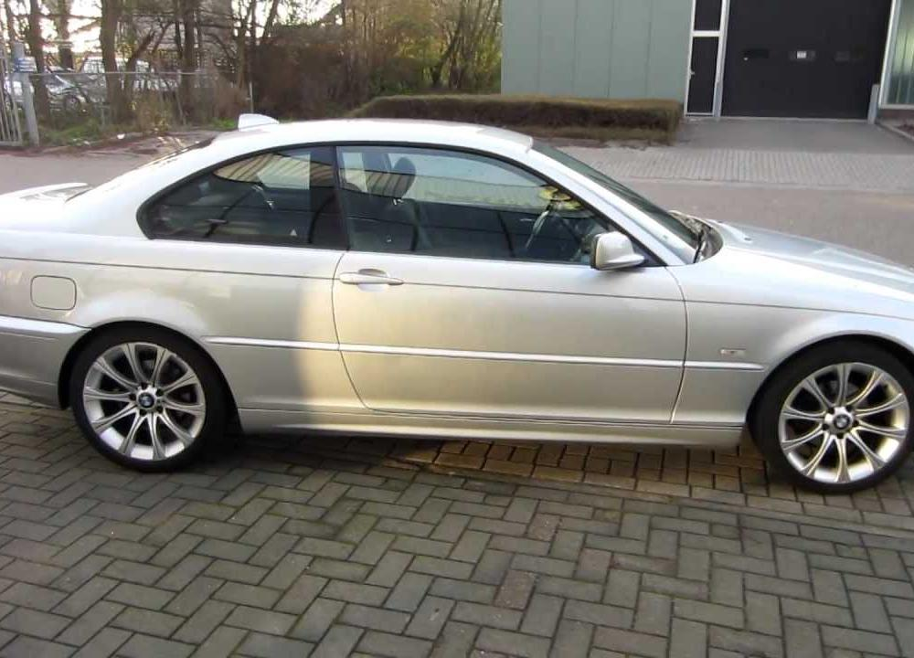 2001 BMW 318Ci Coupe - YouTube