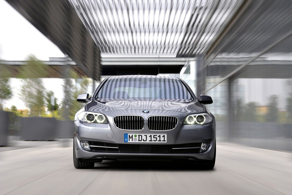 2011 BMW 5 Series Sedan (F10) 530d (258 Hp) | Technical specs ...
