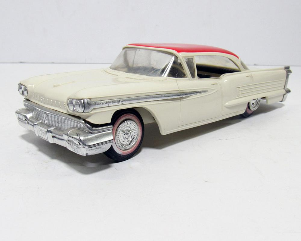 1958 Oldsmobile 98 4DR HT Promo, graded 9+ out of 10. #27334 | eBay