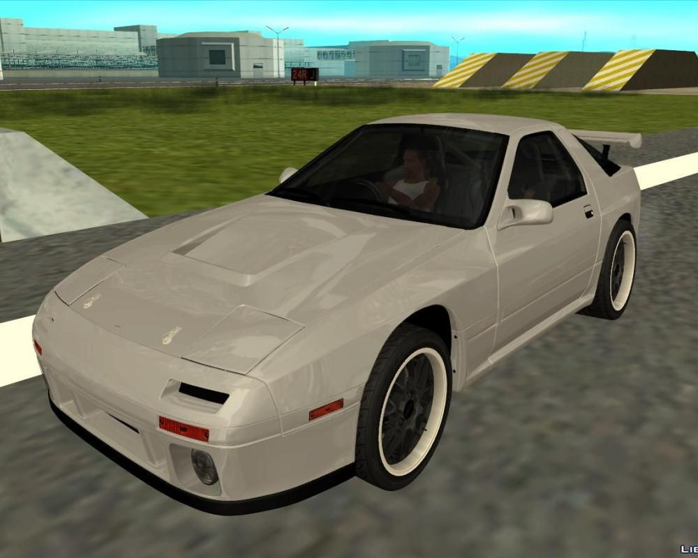 Mazda RX-7 GT-X (FC3S) GT-Limited for GTA San Andreas