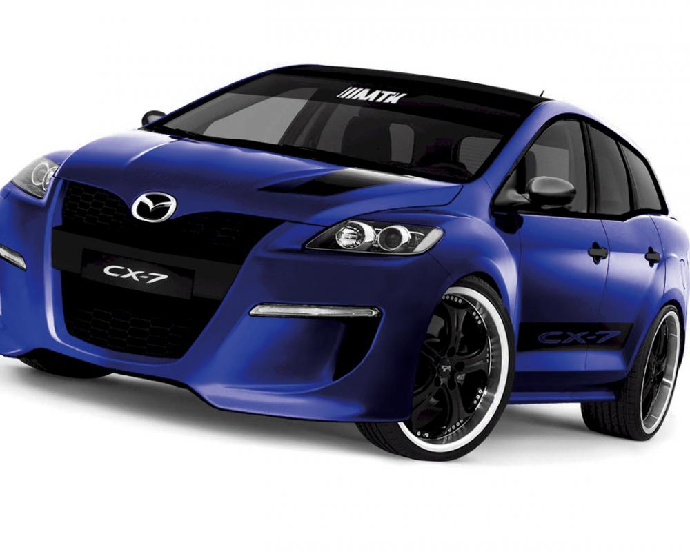Images for > Mazda Cx 7 Gt