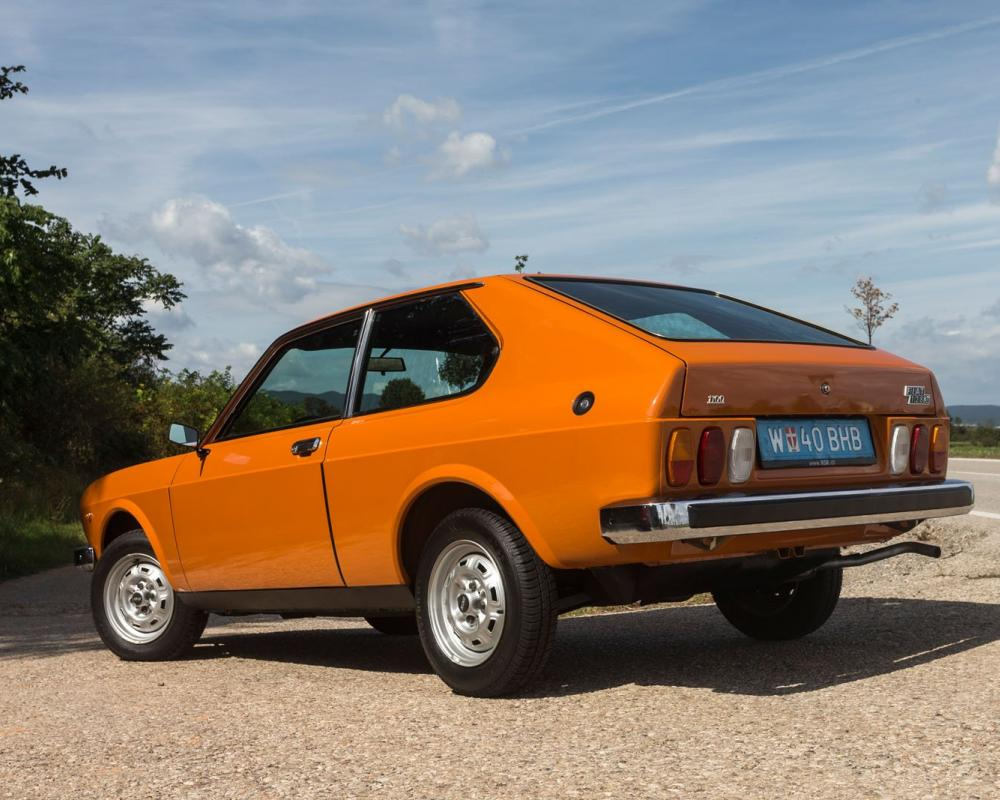 Uhrwerk Orange: Fiat 128 3P Berlinetta 1100 - ALLES AUTO