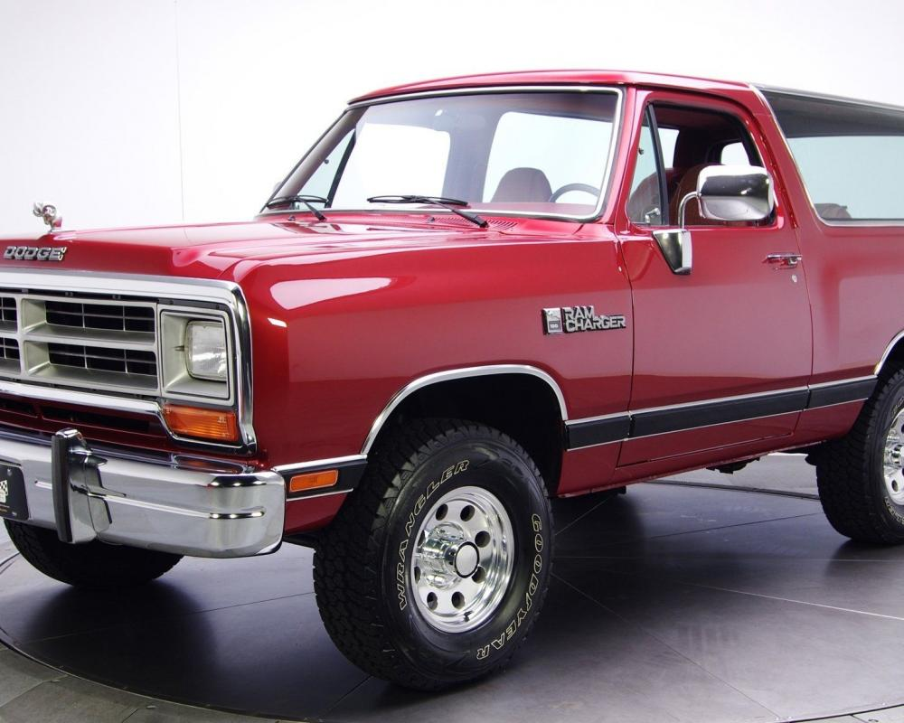 Should Ram Resurrect The Ramcharger? | Dodge ramcharger, Dodge ...