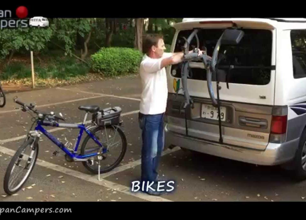 Mazda Bongo by JapanCampers - YouTube