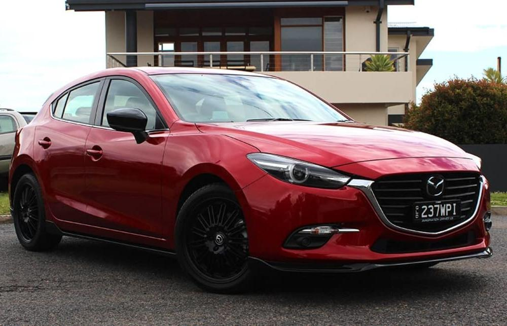 Mazda 3 SP25 Astina hatch 2017 review | CarsGuide
