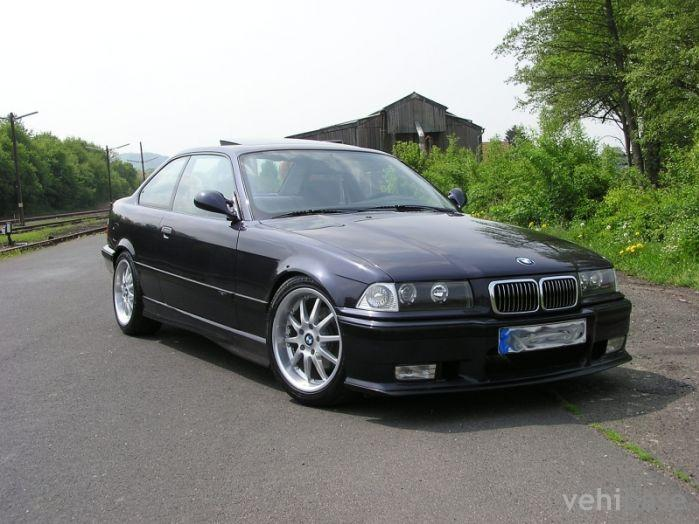Bmw 316 Coupe #0703