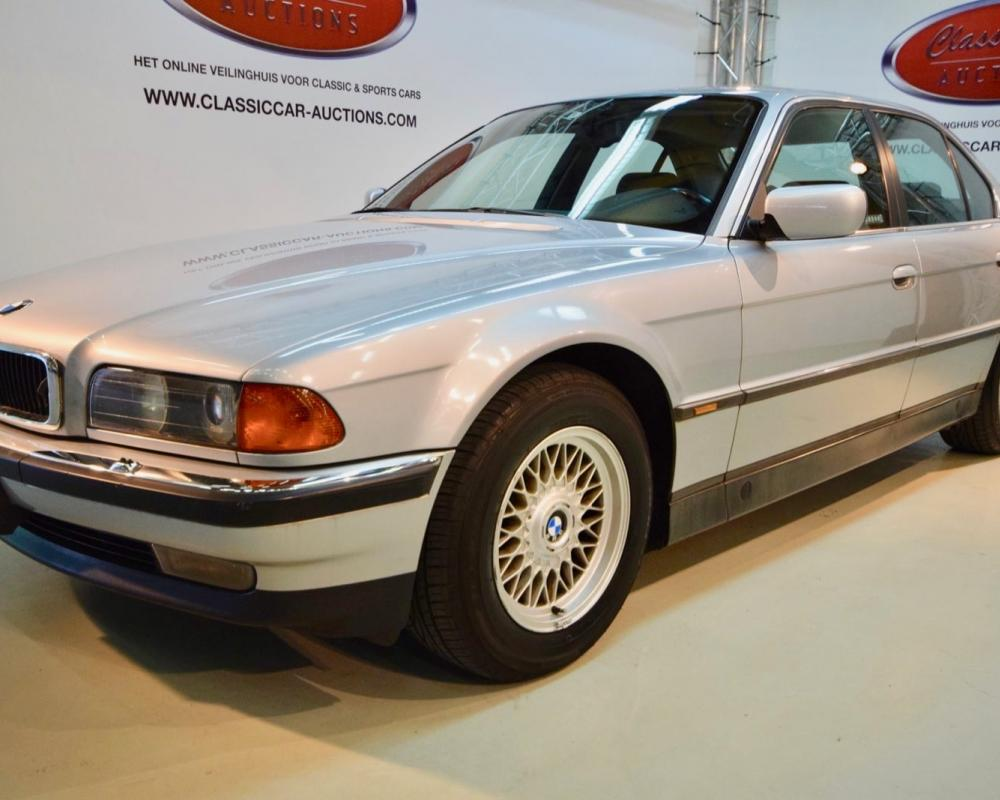 1995 BMW 7 Series | Classic Driver Market