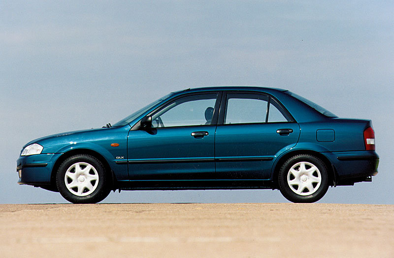 Mazda 323 Sedan 1.3i GLX models specifications | Auto Types