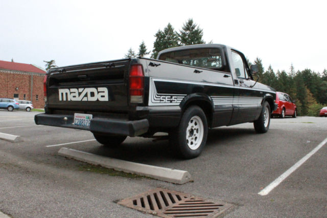 1984 Mazda B2000 SE-5 pickup 129k mi unmolested Survivor