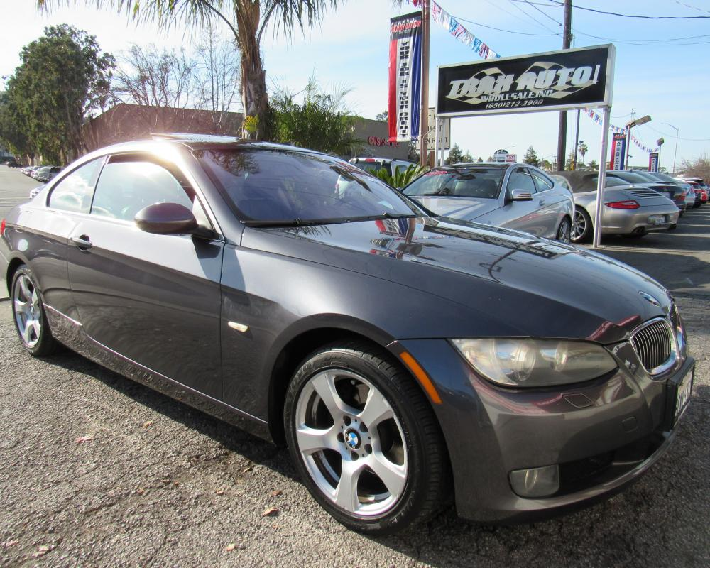 2008 BMW 328xi Coupe Trax Auto Wholesale Inc. | Dealership in San ...