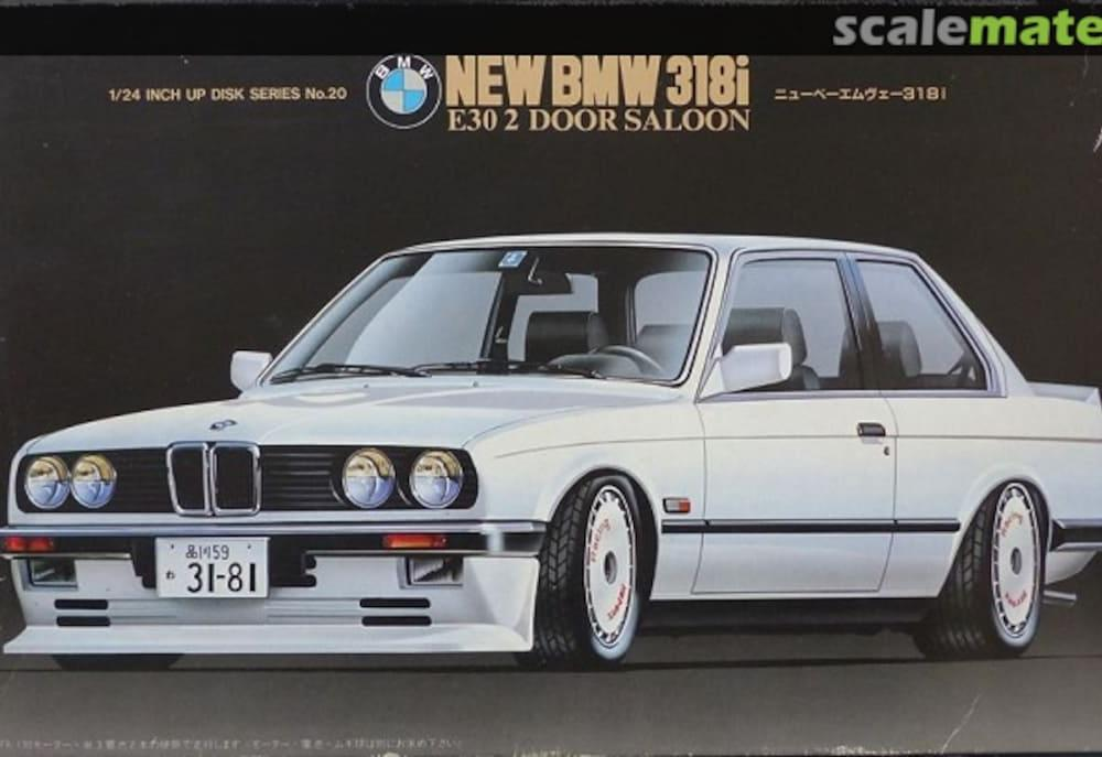 NEW BMW 318i, Fujimi 20-800 (1984)