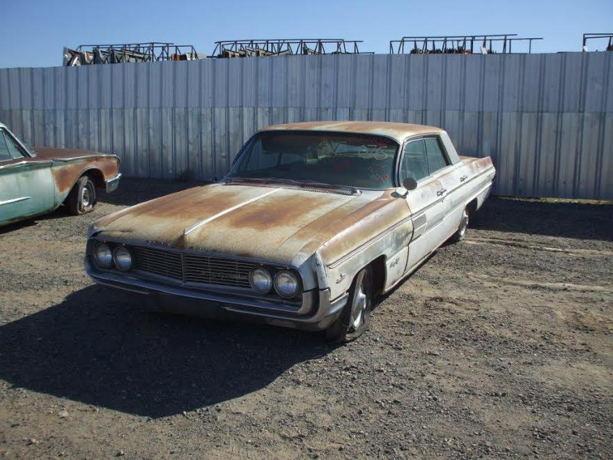 1962 Oldsmobile 98 4dr (#62OL4137D) | Desert Valley Auto Parts