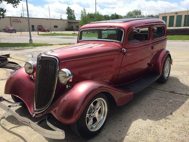 1934 Ford Streetrod 2 Door Sedan | Cars On Line.com | Classic Cars ...