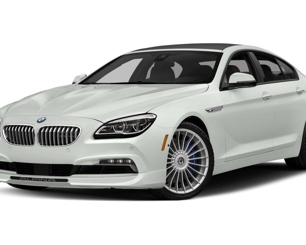2019 BMW ALPINA B6 Gran Coupe Pictures