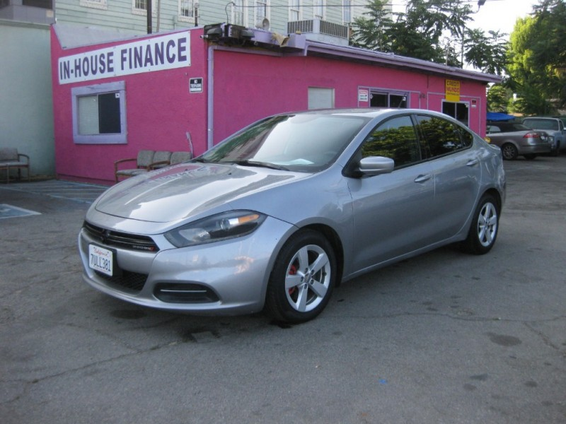 2016 Dodge Dart 4dr Sdn SXT *Ltd Avail* Credit Mundo | Dealership ...