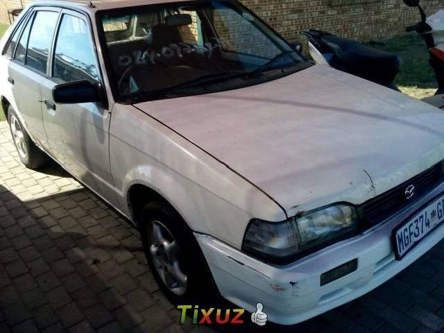 Mazda 323 in West Rand - used mazda 323 1987 west rand - Mitula Cars