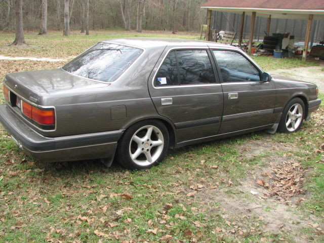 1988 Mazda 929 RARE 5-Speed M/T car-new engine & trans with less ...