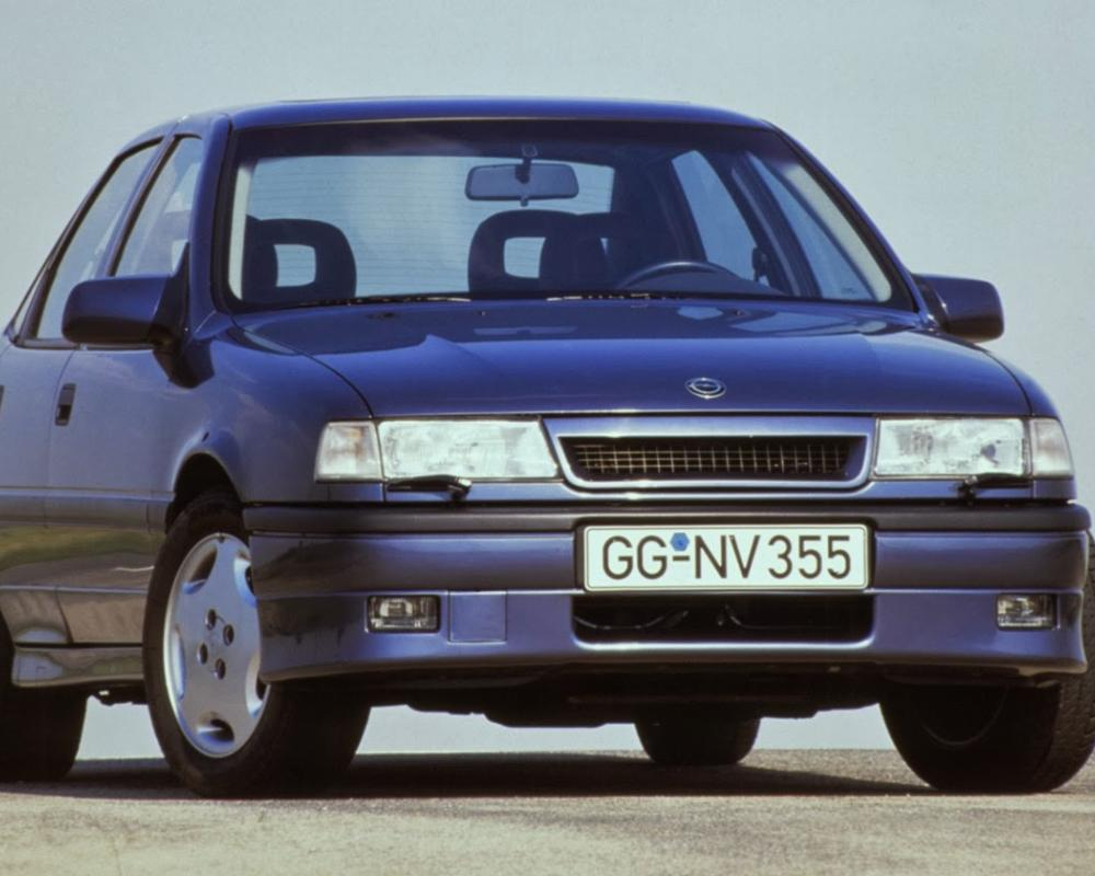 Riwal888 - Blog: !NEW! 25 Years Ago the First Opel Vectra ...