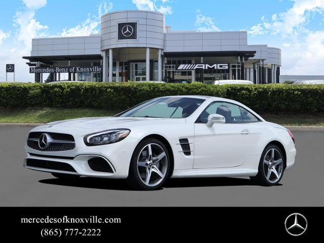 New 2019 Mercedes-Benz SL ROADSTER in Knoxville #CK213 | Mercedes ...