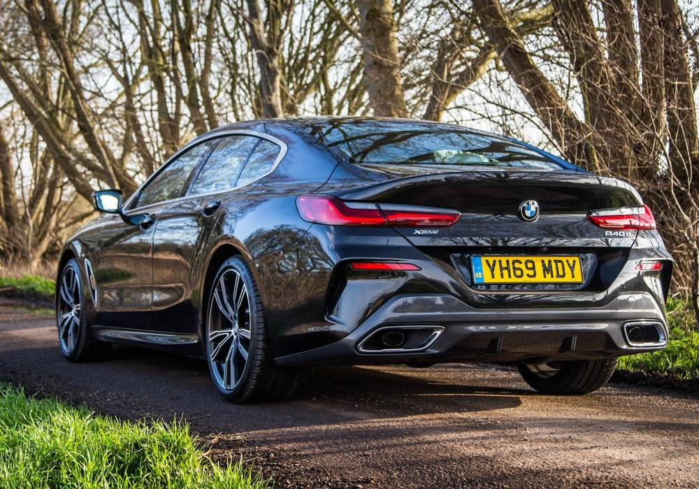 I'm Driving A BMW 8-Series Gran Coupe For Six Months: What Do You ...