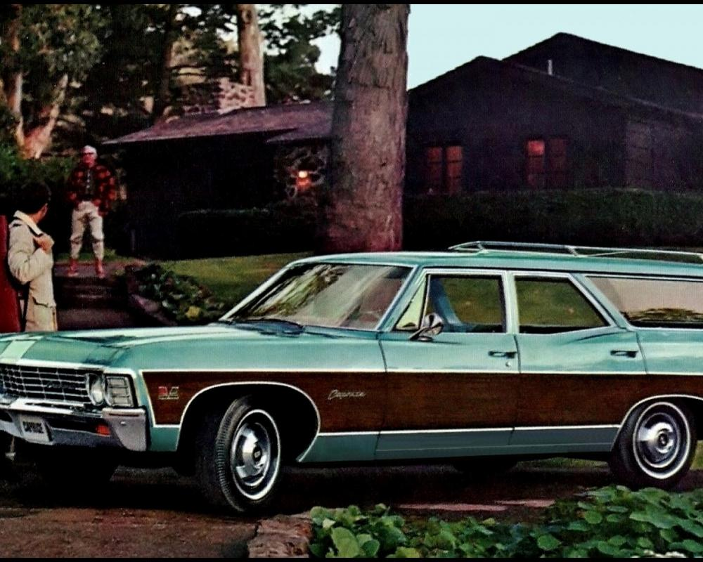 Chevrolet Caprice Estate Wagon | Motor1.com Photos