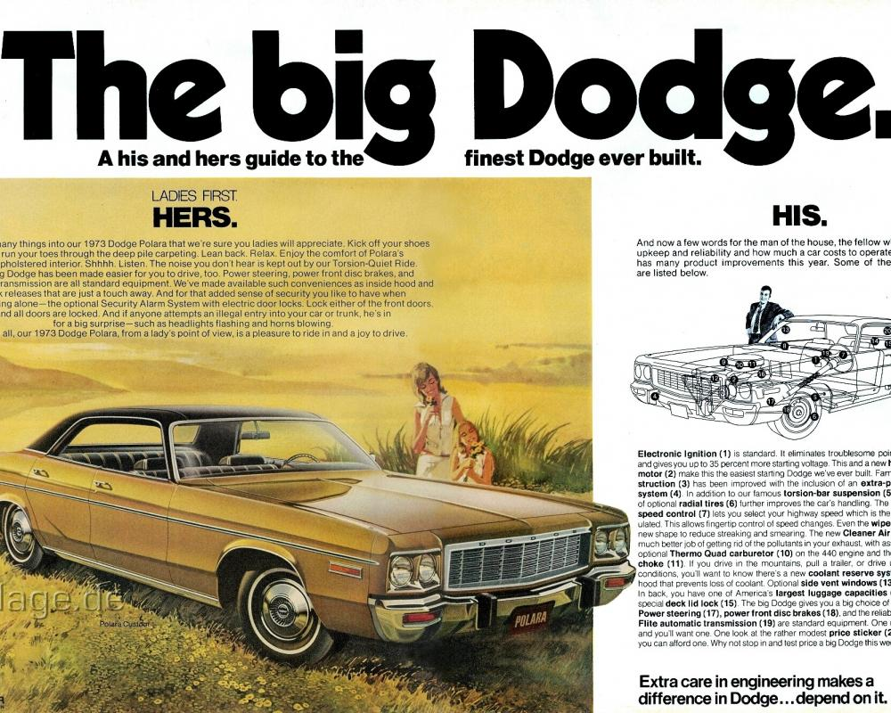 Images for > Dodge Polara Custom 2dr Ht Coupe
