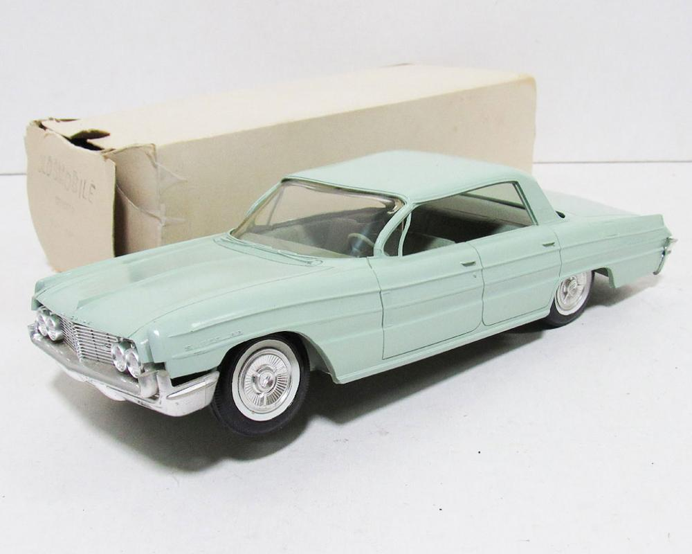 1962 Oldsmobile 98 4DR HT Promo, graded 8 out of 10. #25198 | eBay