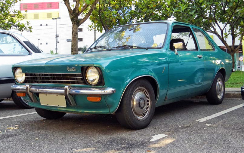 File:Early brazilian Chevrolet Chevette in turquoise.jpg ...
