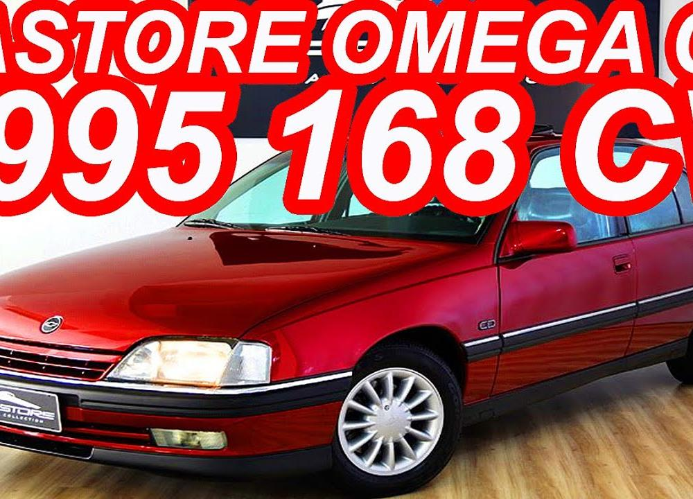 PASTORE Chevrolet Omega CD 4.1 1995 RWD AT4 168 cv
