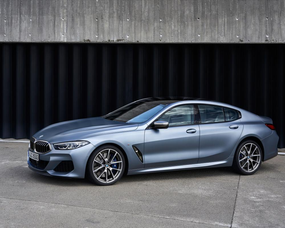2020 BMW 8-Series Gran Coupe Is Handsome and Spacious - Price, On ...