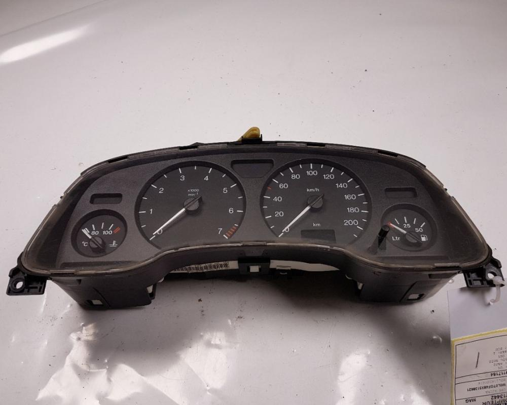 Compteur occasion 9117154 - OPEL ASTRA 1.6I 16V - 214213442