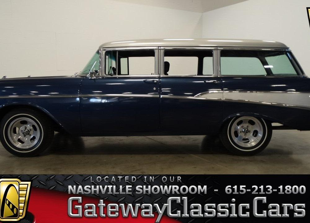 1957 Chevrolet 210 Wagon, Gateway classic cars Nashville, #363 ...