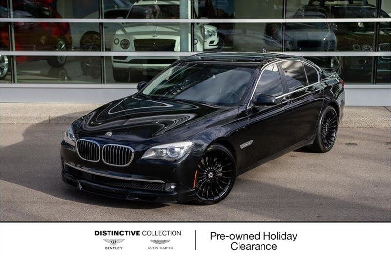 Distinctive Collection (Bentley/Aston Martin) | 2012 BMW 750I ...
