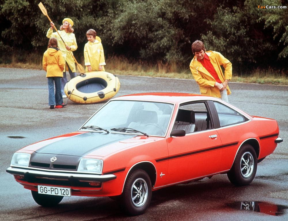 Pictures of Opel Manta SR (B) 1975–88 (1024x768)