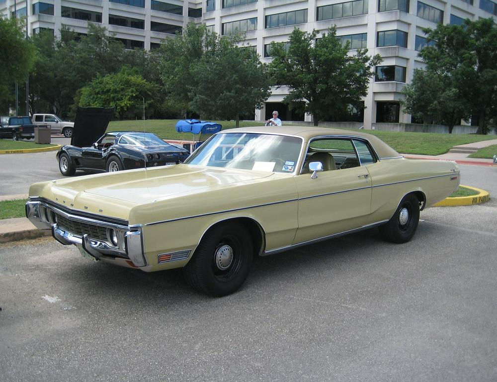 1972 Dodge Polara Custom coupe | Austin Texas, sold by City … | Flickr