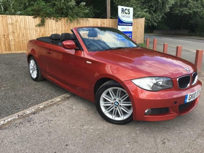 2010 BMW 1 Series 2.0 118i M Sport 2dr | in Worcester ...