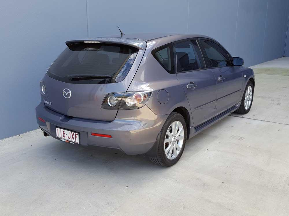 Mazda 3 Maxx Sport Manual Hatch 2006 Grey 6 | Used Vehicle Sales