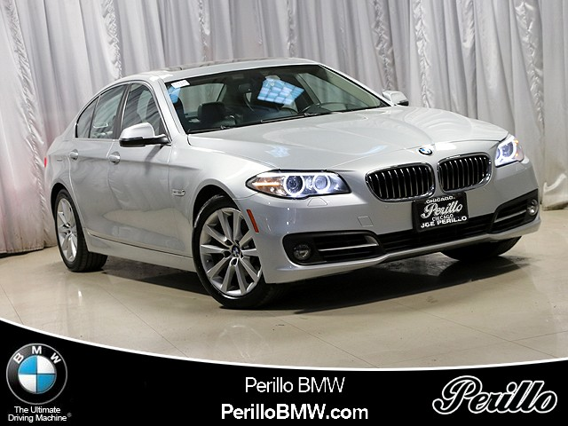 Pre-Owned 2016 BMW 535i xDrive 535i xDrive Car in Chicago #B39002A ...