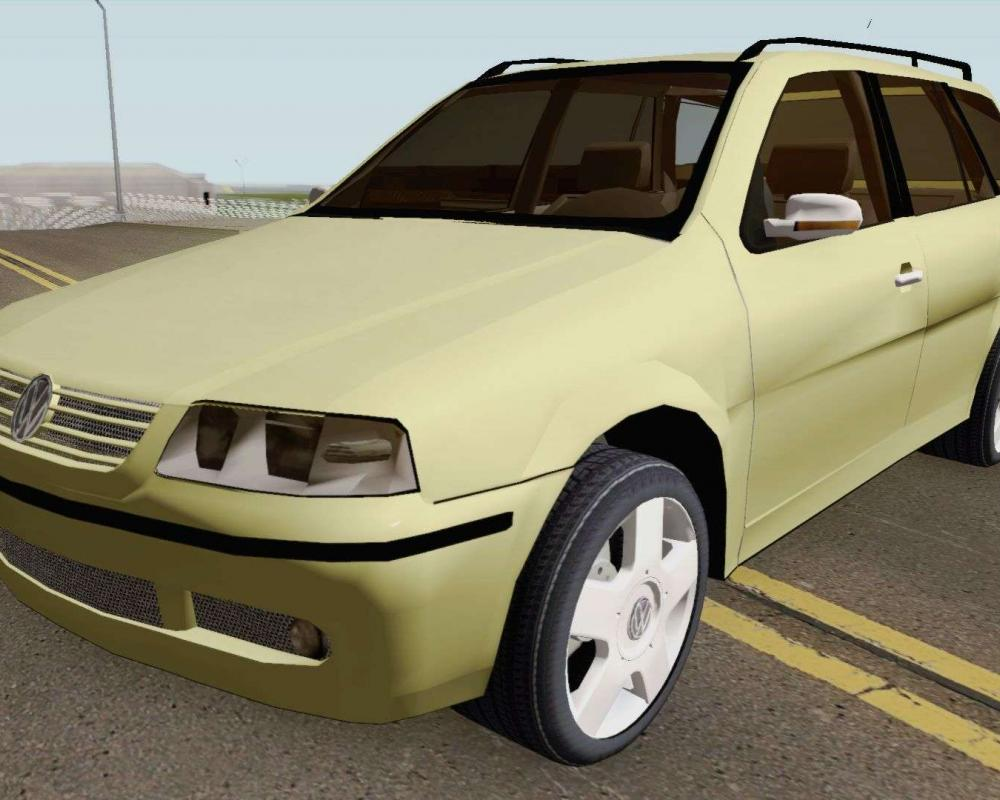 Volkswagen Parati G3 Tunable for GTA San Andreas