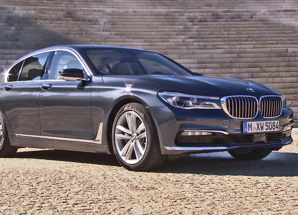 ▻ 2016 BMW 7 Series 730d - Footage - YouTube