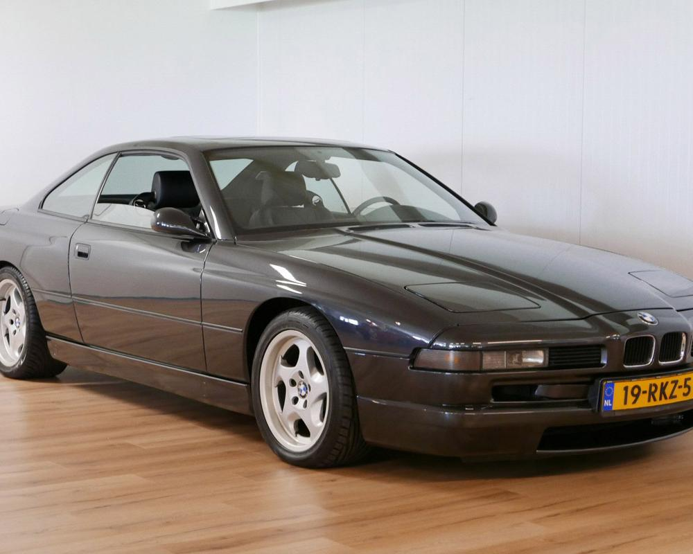 1993 BMW 850 CSI - For Sale At Auction