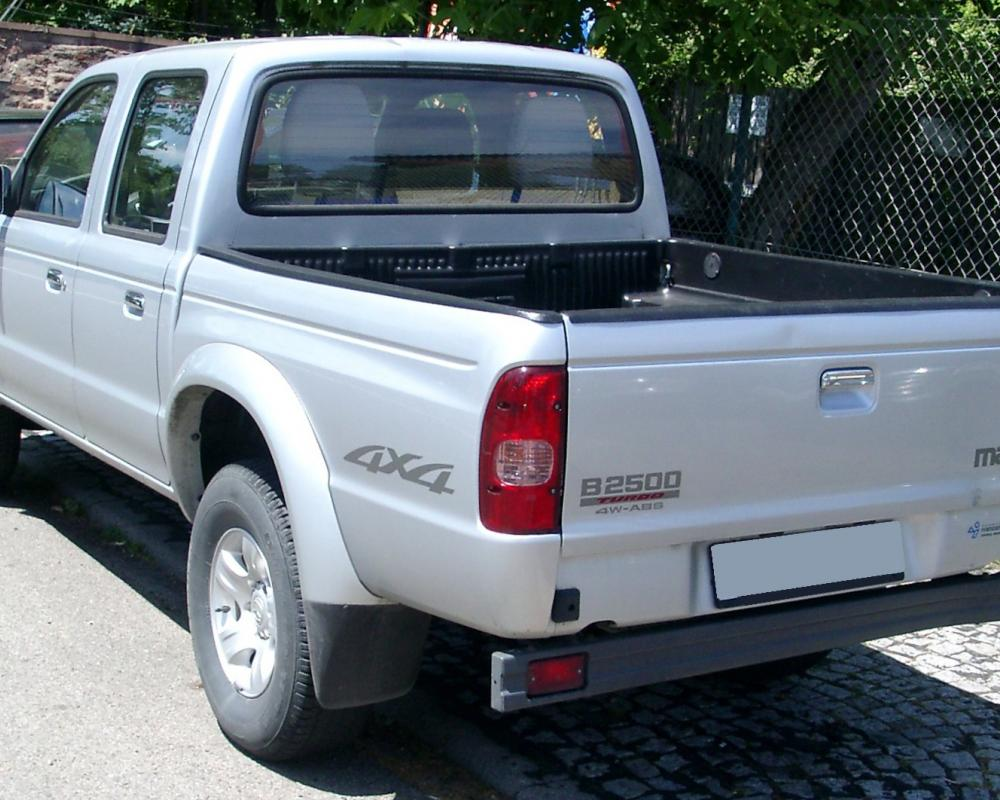 Images for > Mazda B2500