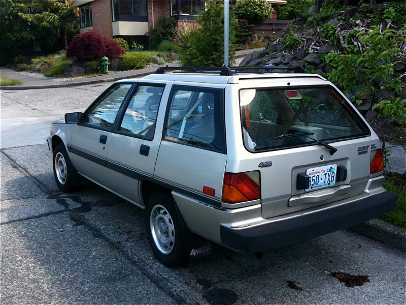 Dodge Colt Station Wagon #0711