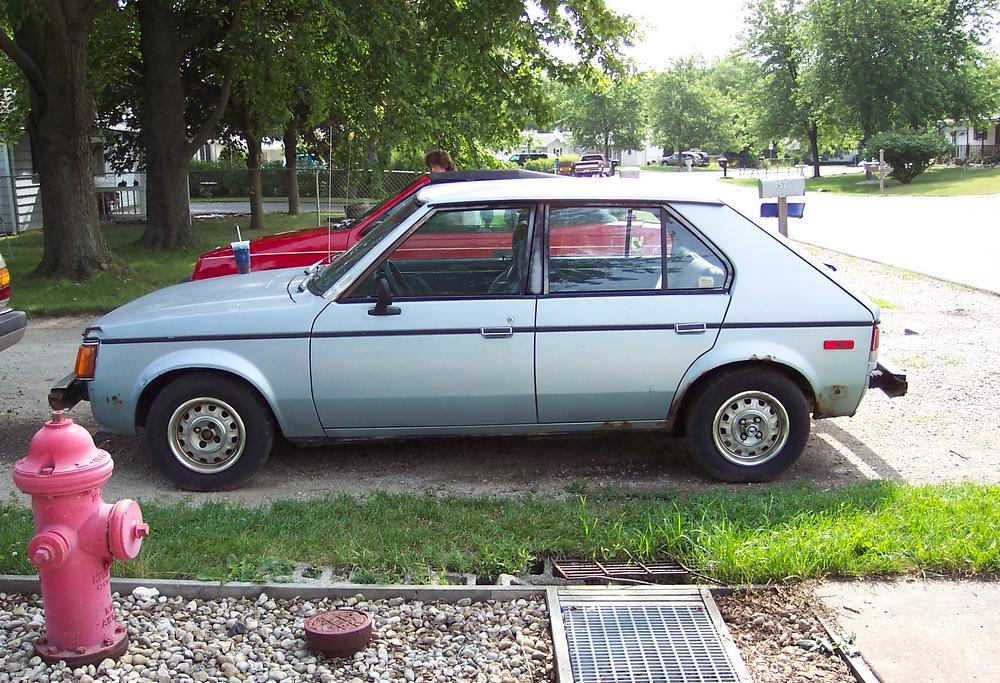 MY 1989 DODGE OMNI 2 | When i firs brought it home | myles you don ...