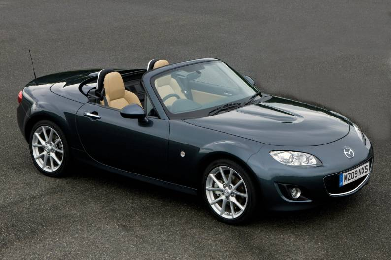 Mazda MX-5 Roadster Coupe (2006-2015) used car review | Car review ...