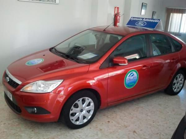 Ford Focus 5 Puertas, 1.6 100CV GASOLINA / GLP | Ford focus, Ford ...